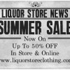 THE LIQUOR STORE SUMMER SALE