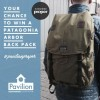 Win a Patagonia Arbor Backpack with Pavilion and Proper