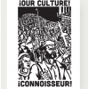 Casual Connoisseur x Our Culture T-Shirt
