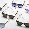 Garrett Leight SS15 Sunglasses at Opumo