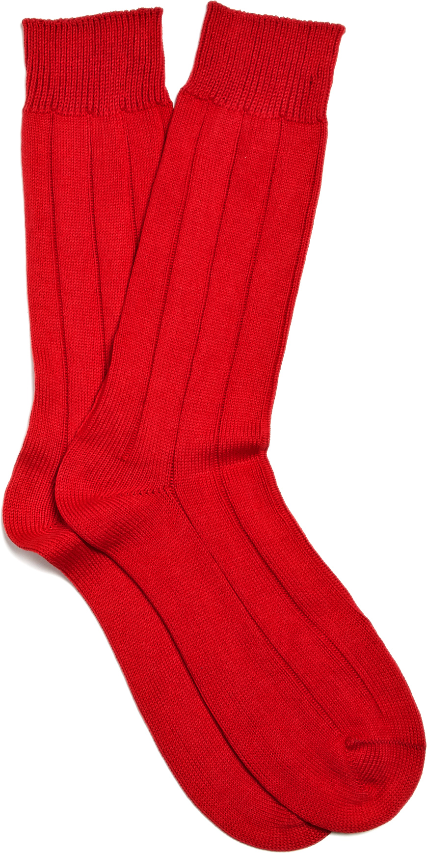Pantherella Red Socks Proper Magazine