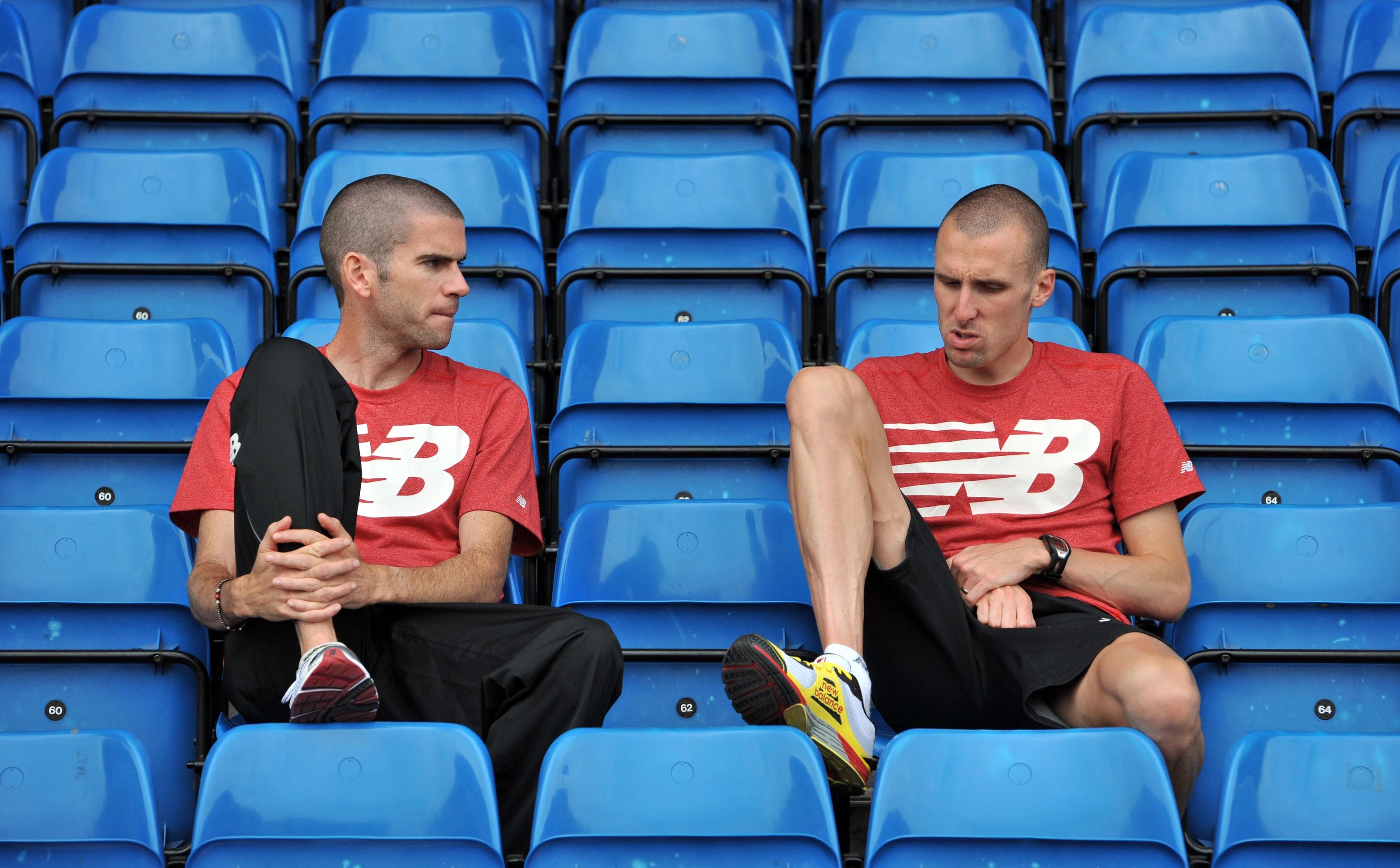 Cheap athletes sponsored by new balance