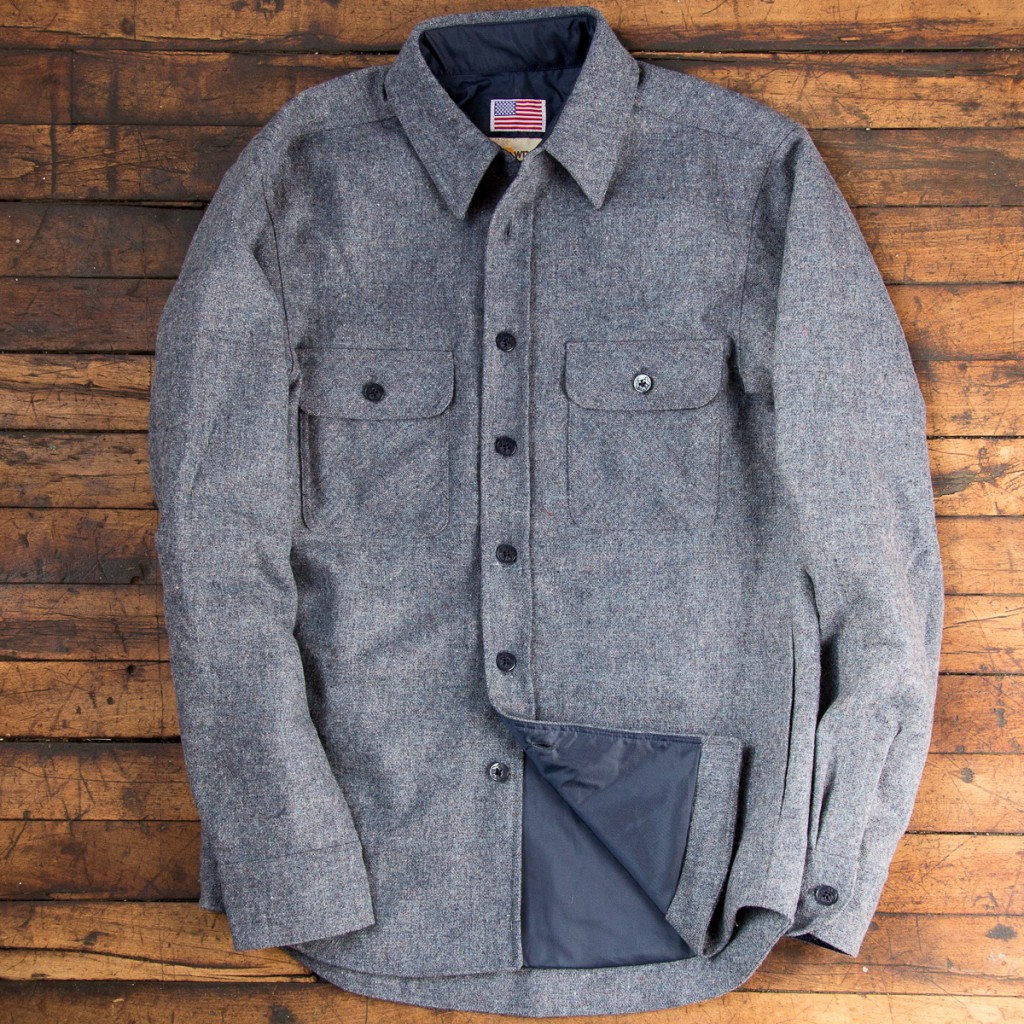 Owner Operator Wool Cpo Shirt Jackets Proper Magazine