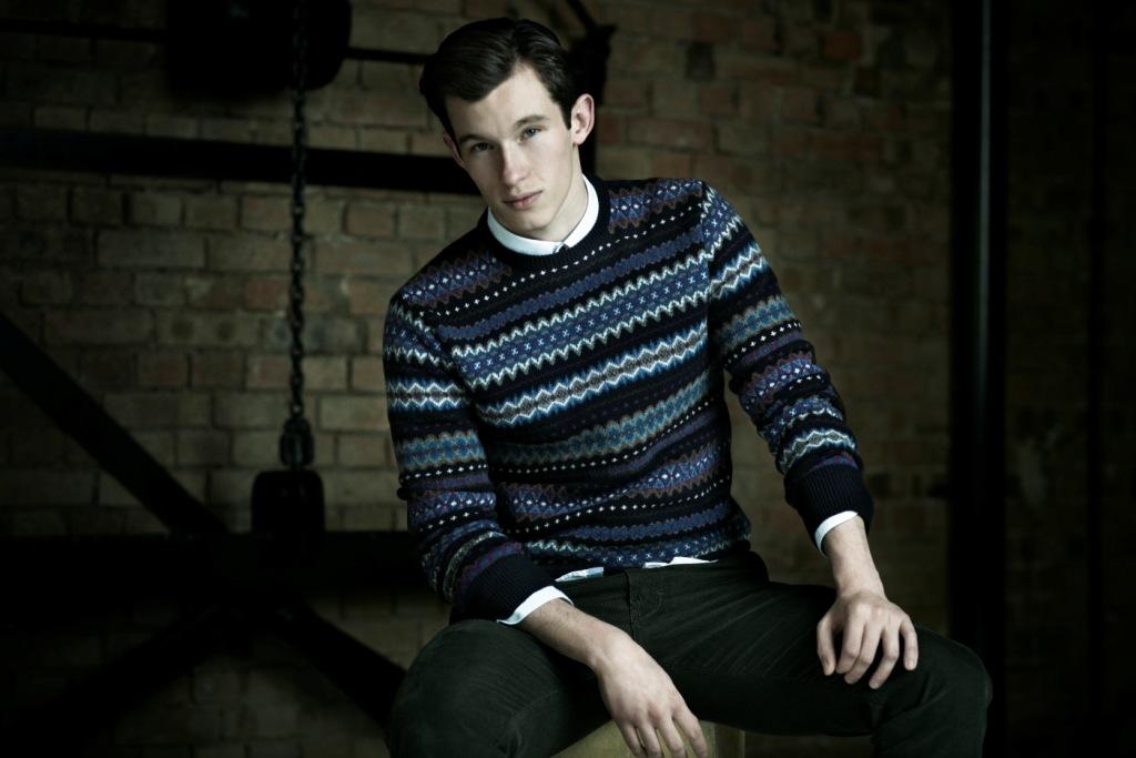 Barbour Heritage Knitwear | Proper Magazine