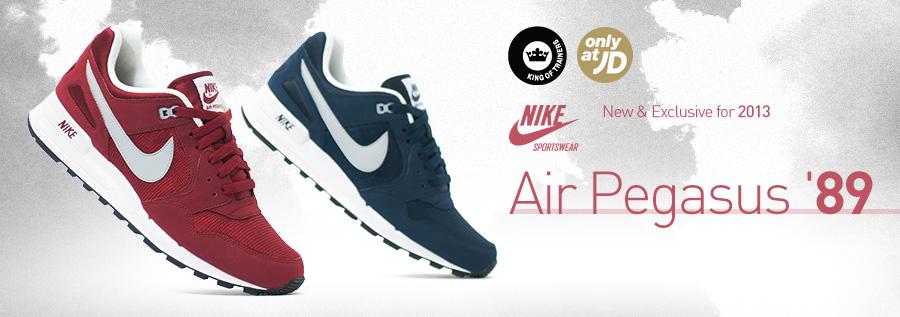 Nike Peg