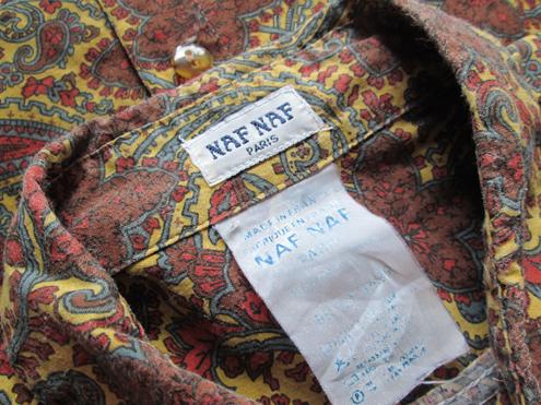 1-Naf Naf Shirt