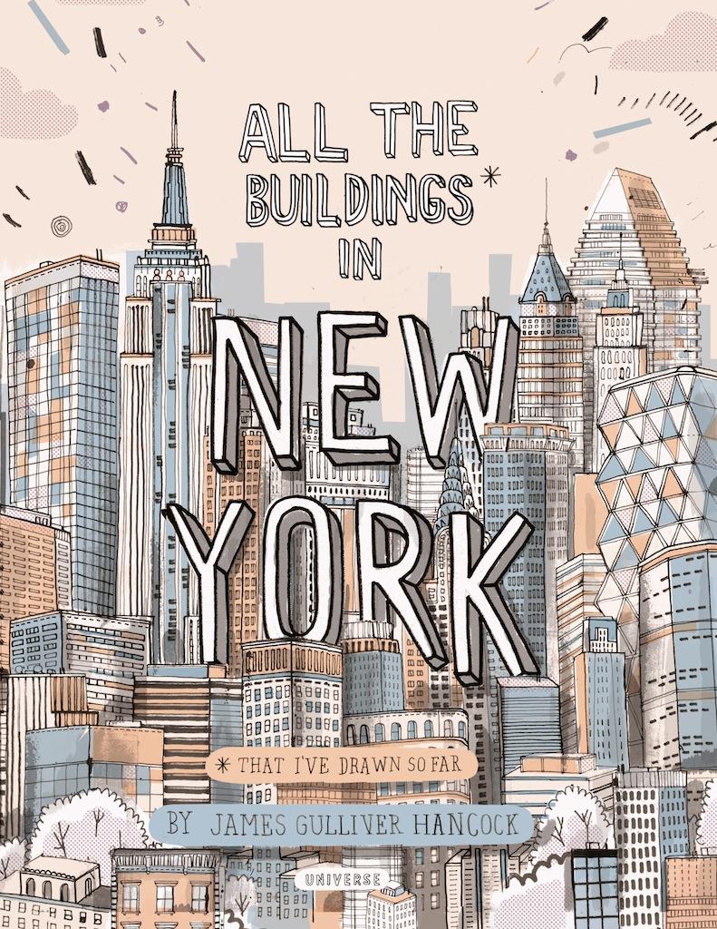 AlltheBuildingsNY Cover