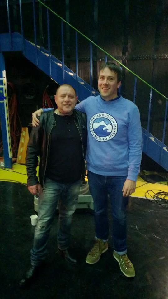 Neil & Shaun