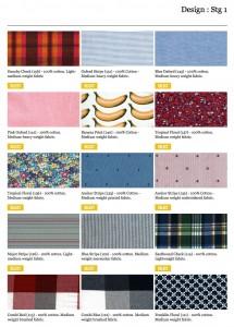 Fabrics STAGE 1