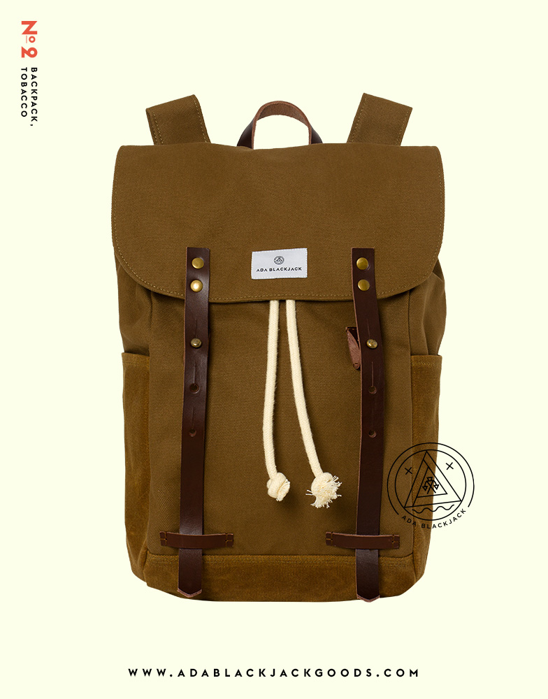 No2_Backpack_Tobacco