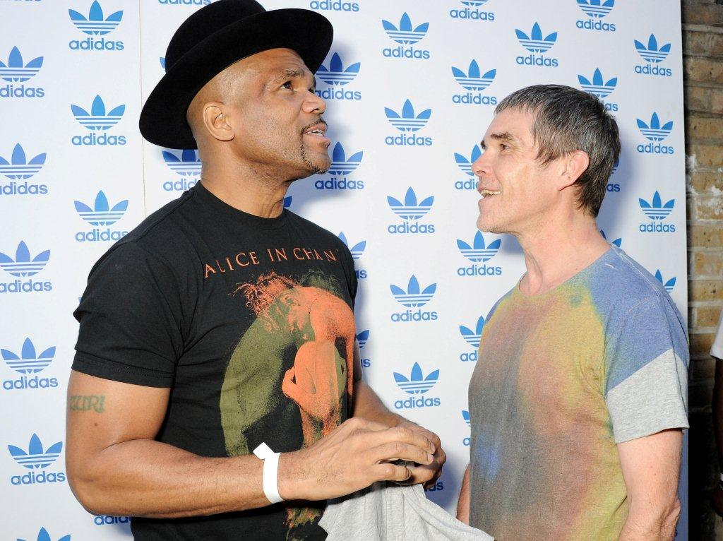 adidas #Spezial at Hoxton Gallery - DMC, Ian Brown (2)