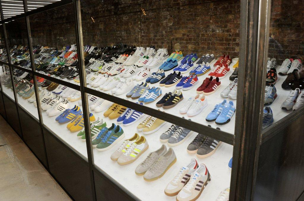 adidas #Spezial at Hoxton Gallery