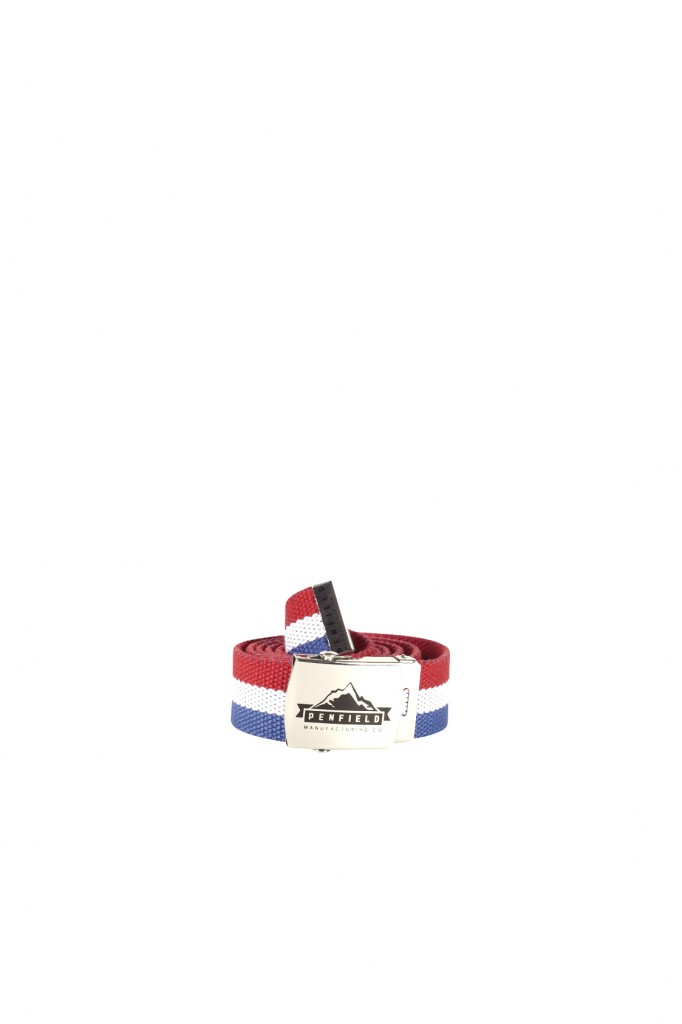 Penfield FW 13_Mountain Belt_RedWhite-Navy
