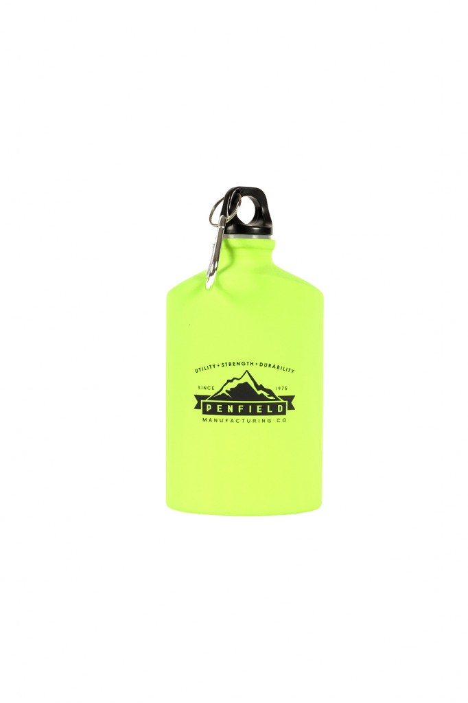 Penfield FW 13_Waterbottle_Green