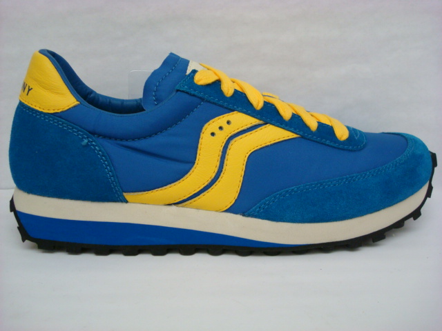 Trainer 80 2937-25 Blue.Yellow