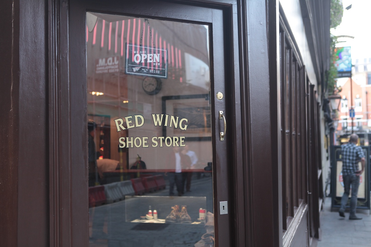 Red Wing Shoes: New London Store | Proper Magazine