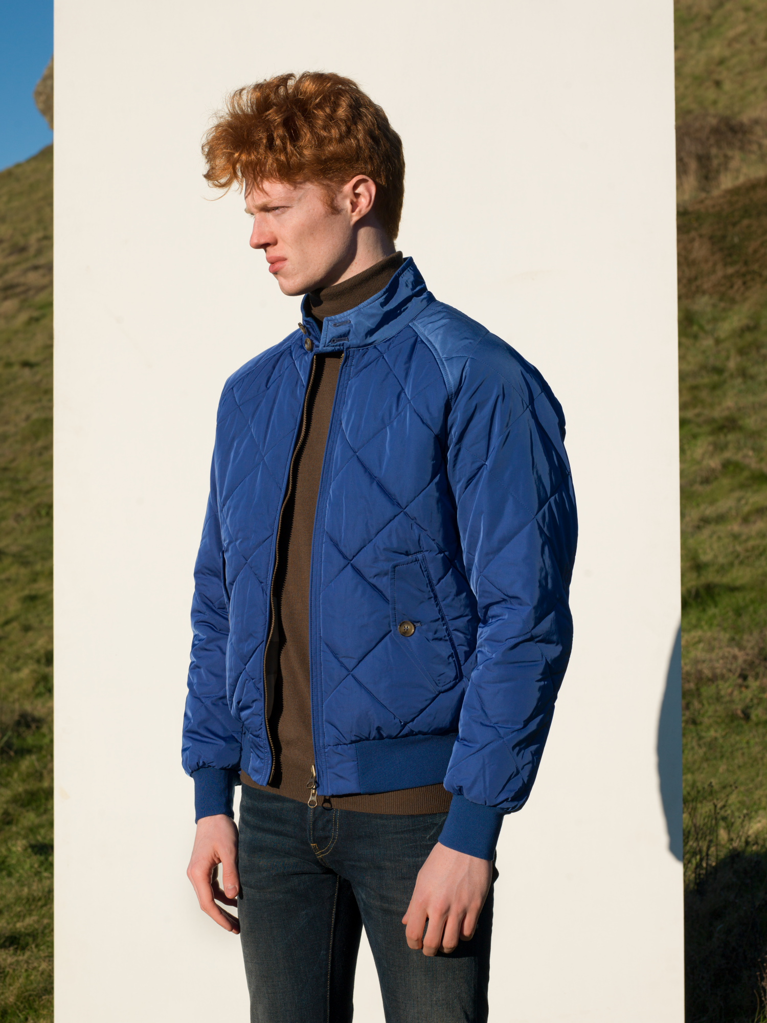 Baracuta Blue Label: AW14 Collection images