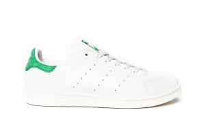 adidas Originals Stan Smith (Green & White) -  Image 1