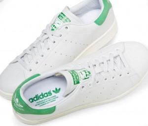 adidas Originals Stan Smith (Green & White) - Image 6