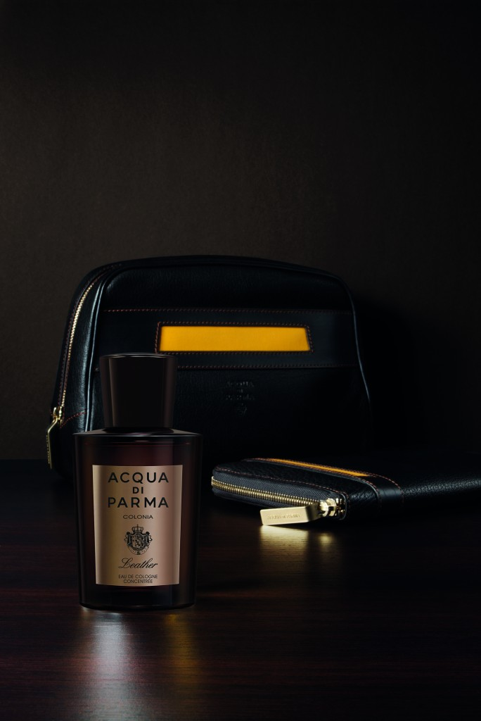 1. Colonia Leather 100ml