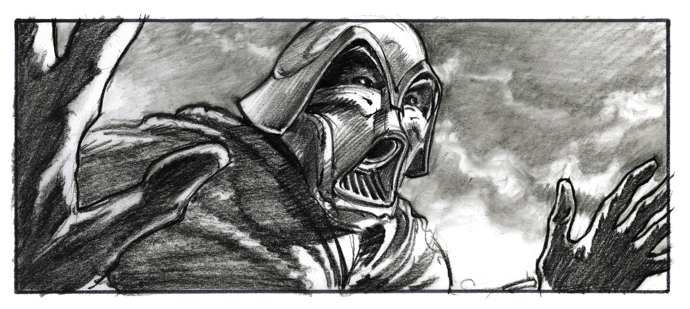 Star Wars Storyboards The Original Trilogy Proper Magazine