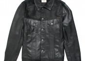 Perry Leather _ Crust Jkt Black 160339 01