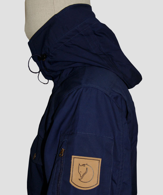 fjallraven-sarek-trekking-jacket-ink-blue-side