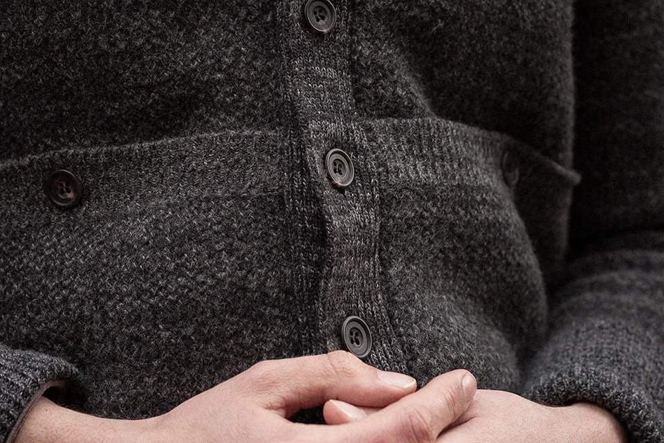 derby-charcoal-grey-lambswool-cardigan-worn-1