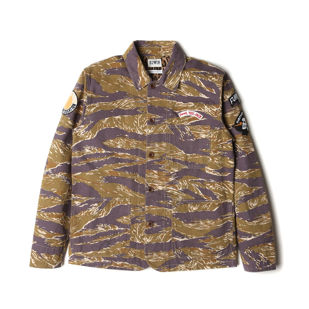 Edwin-Union-Jacket-Camo-Double-Face