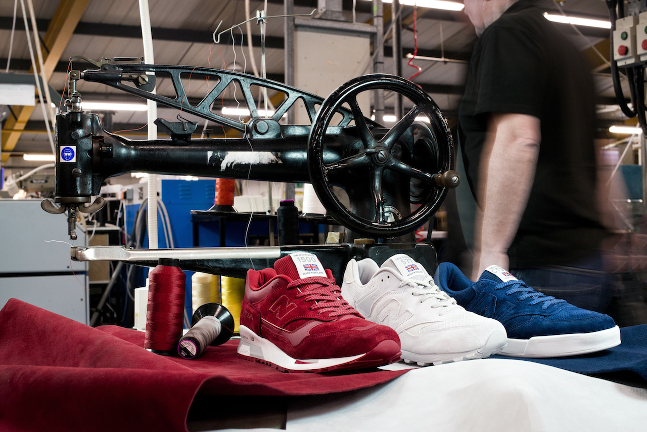 New Balance 'Flying The Flag' Collection Proper Magazine