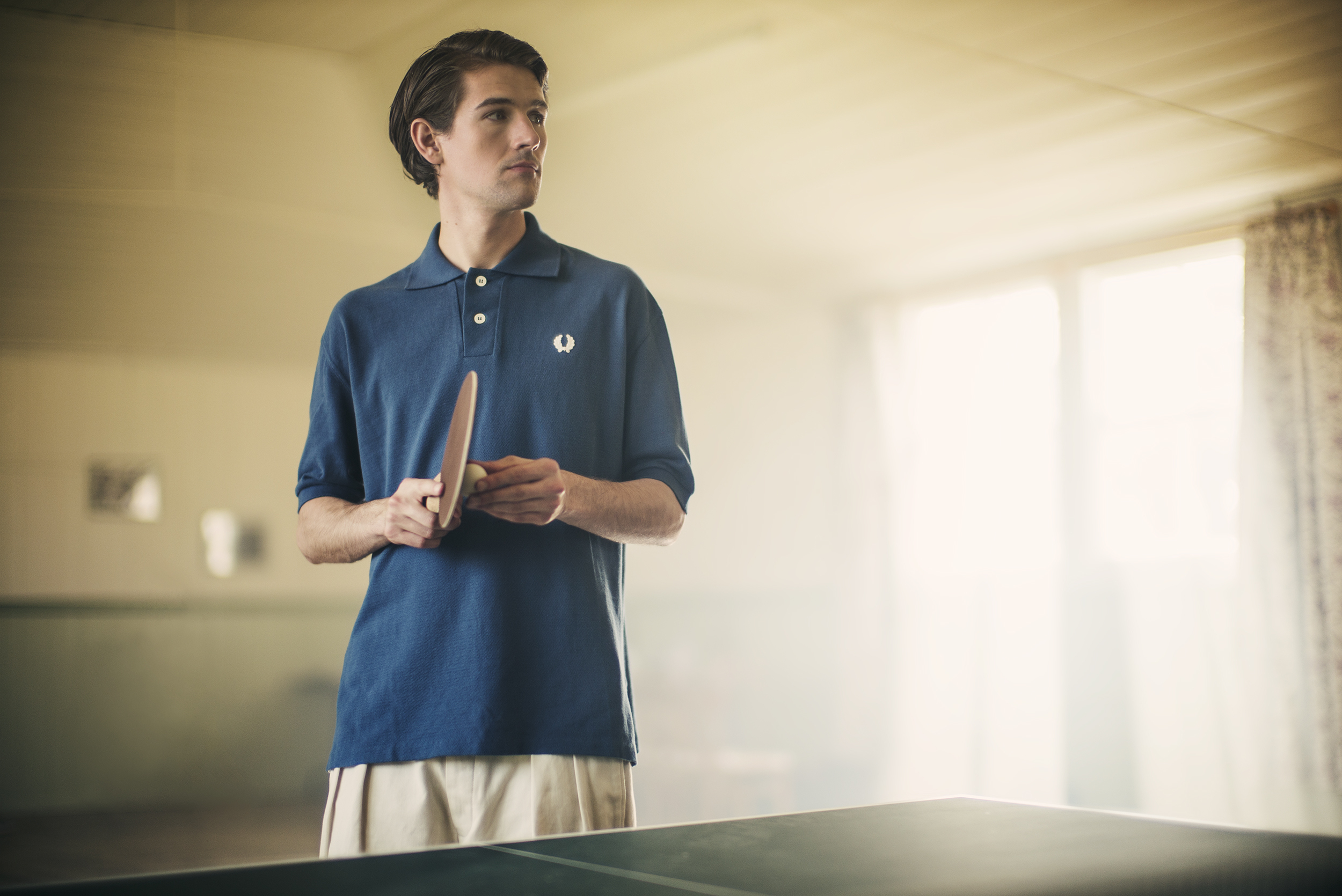 839bfe728533 Fred Perry x Nigel Cabourn SS15 - Proper Magazine
