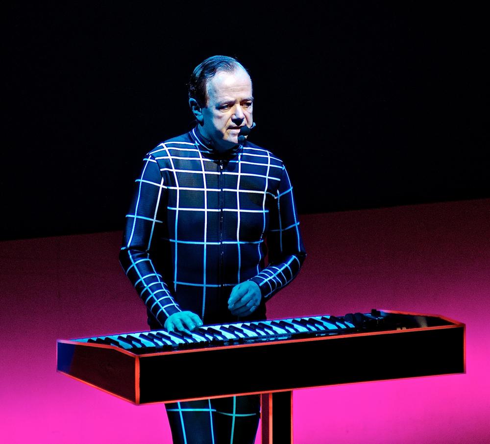 Kraftwerk 3D in Concert