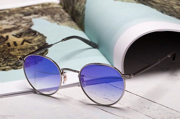 c6b4a877e0 The slick and sunny L.A. vibes are strong in each pair of this new season s  collection  The layered lenses of the Wilson M Sun are coloured in the kind  of ...