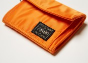 Porter-Yoshida & Co. Tanker Wallet - Indian Orange_5