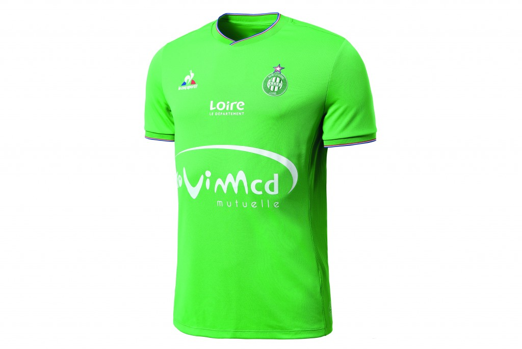ASSE HOME JERSEY W