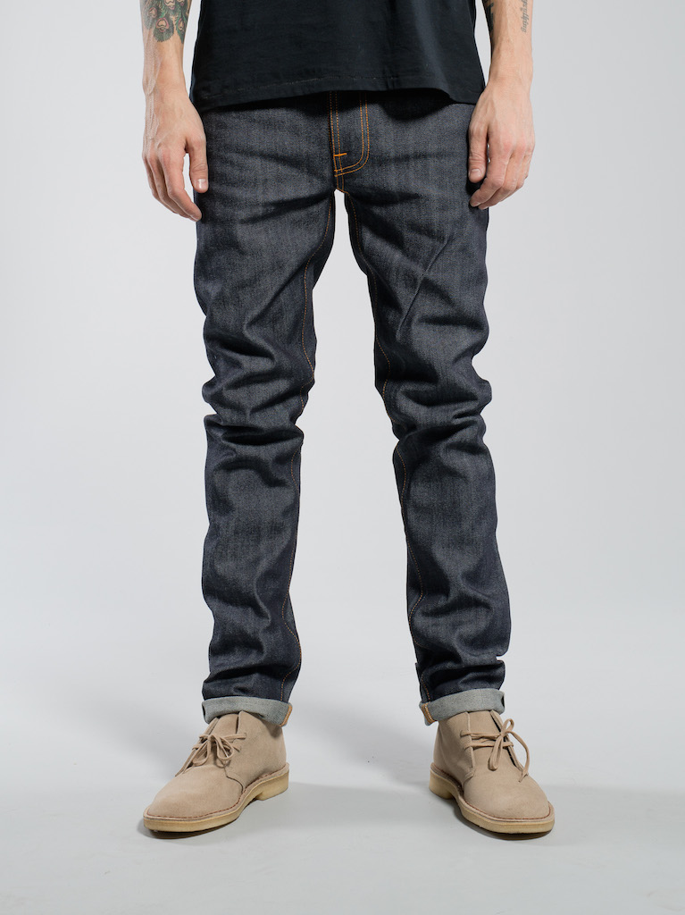 Thin Finn Dry Selvage Comfort 111868  34507