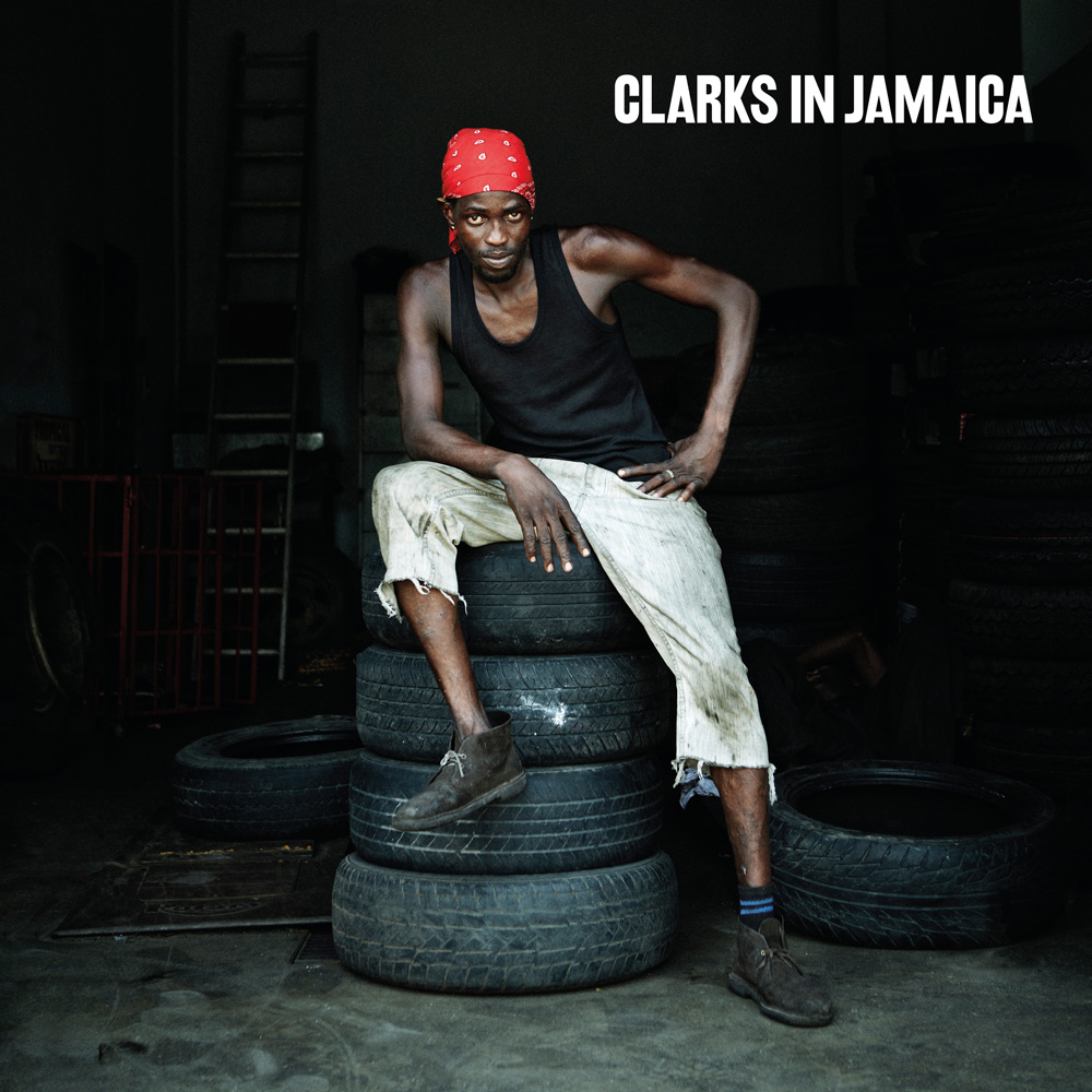 1 Clarks in Jamaica album cover, Photo © Mark Read