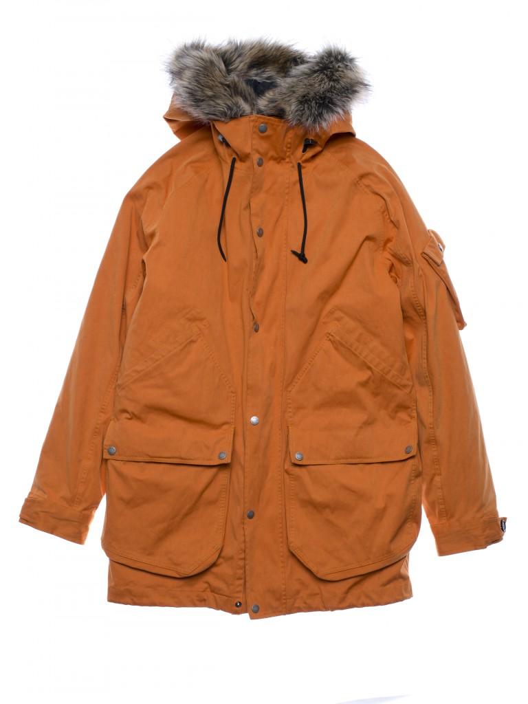 Adrian Parka Orange 160412