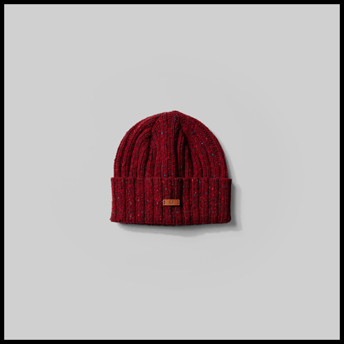 DONEGAL RIBBED BEANIE
