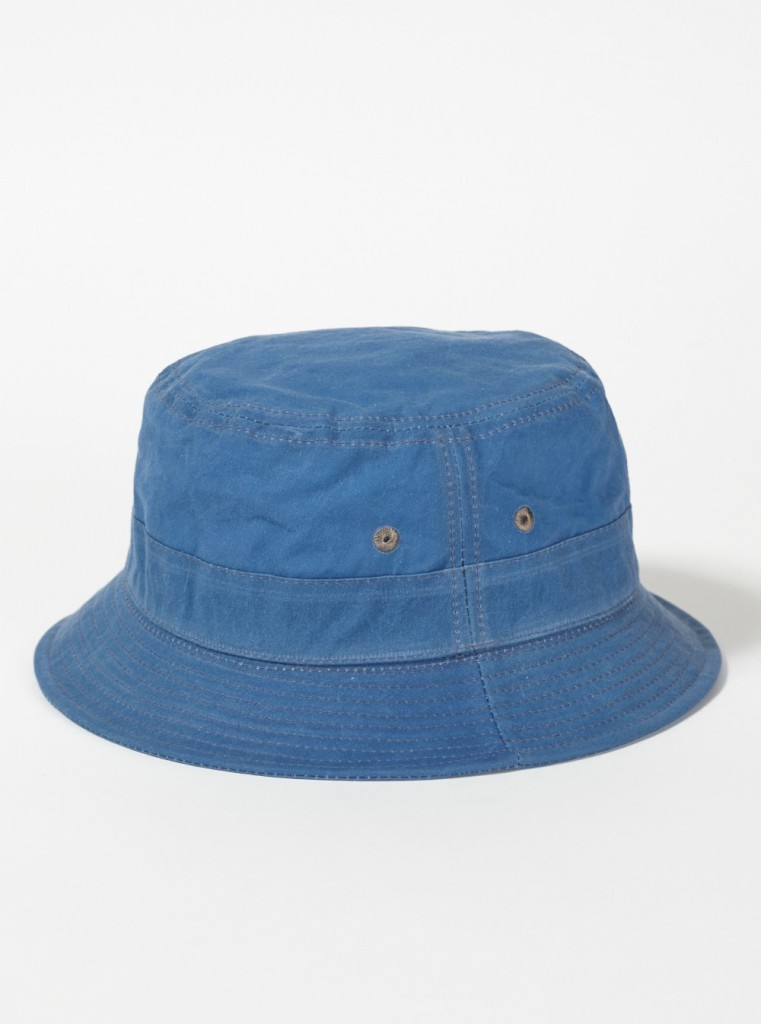 scottishwaxcotton-13814-buckethat-blue