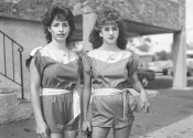 Osinski.Two Girls with Matching Outfits
