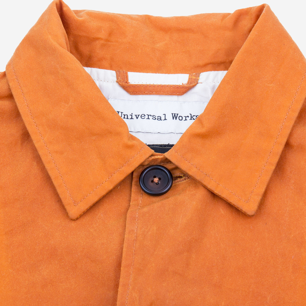 UNIVERSAL_WORKS_SCOTISH_WAX_LABOUR_JACKET_ORANGE_DETAIL1_1024x1024