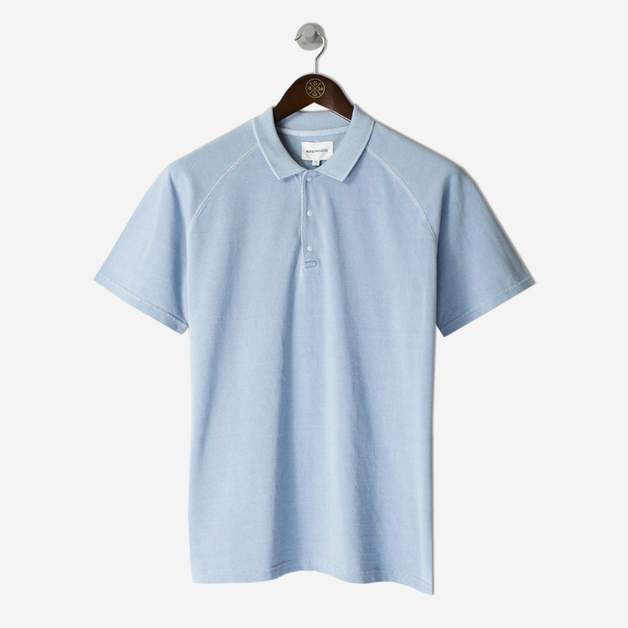 NORSE-PROJECTS-Lief-Indigo-Pique-Tee-Light-Indigofront