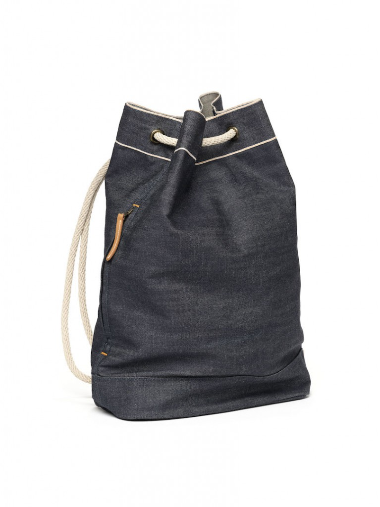 Abbesson Ditty Bag Denim 180628B26 03
