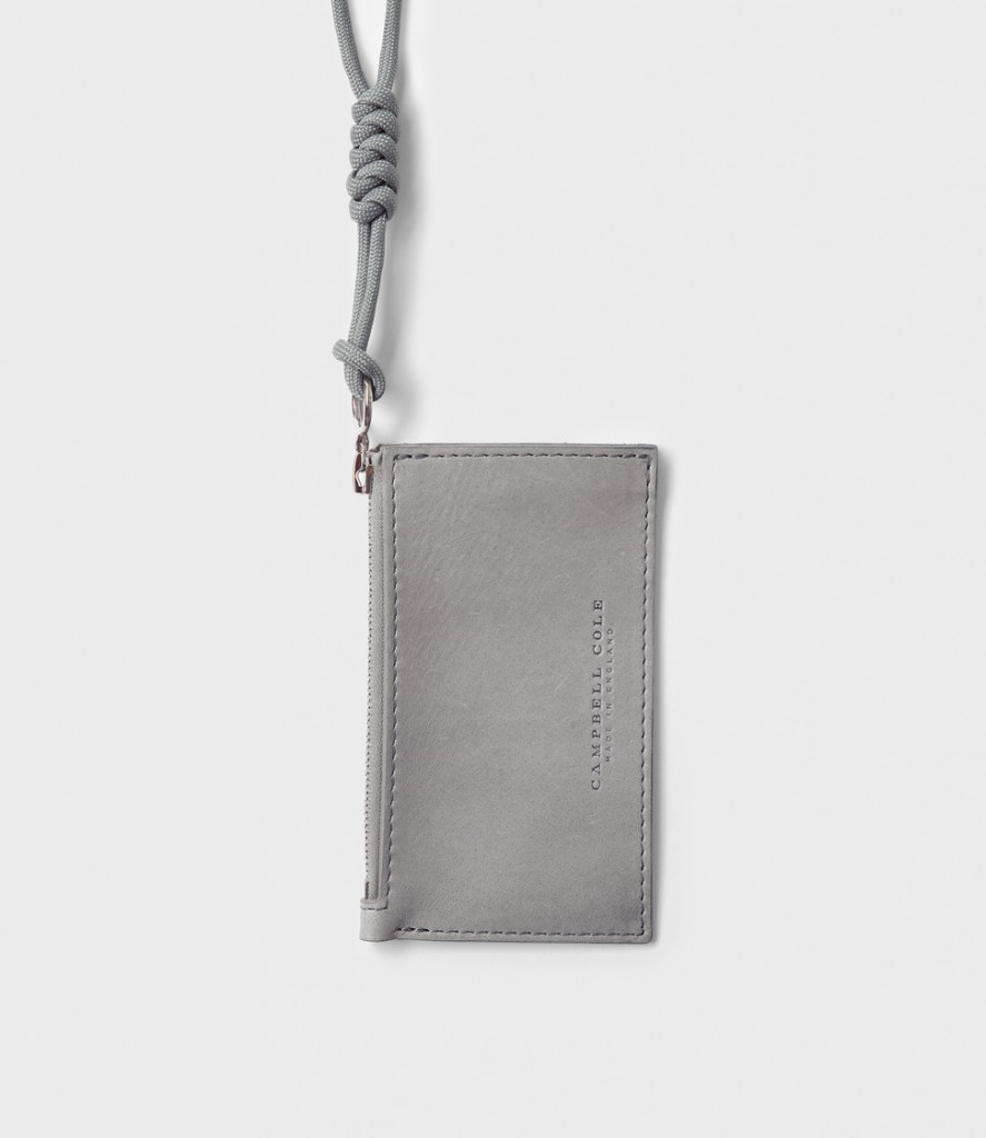 Campbell-Cole-Coin-Pouch-Lanyard-Grey-Hanging