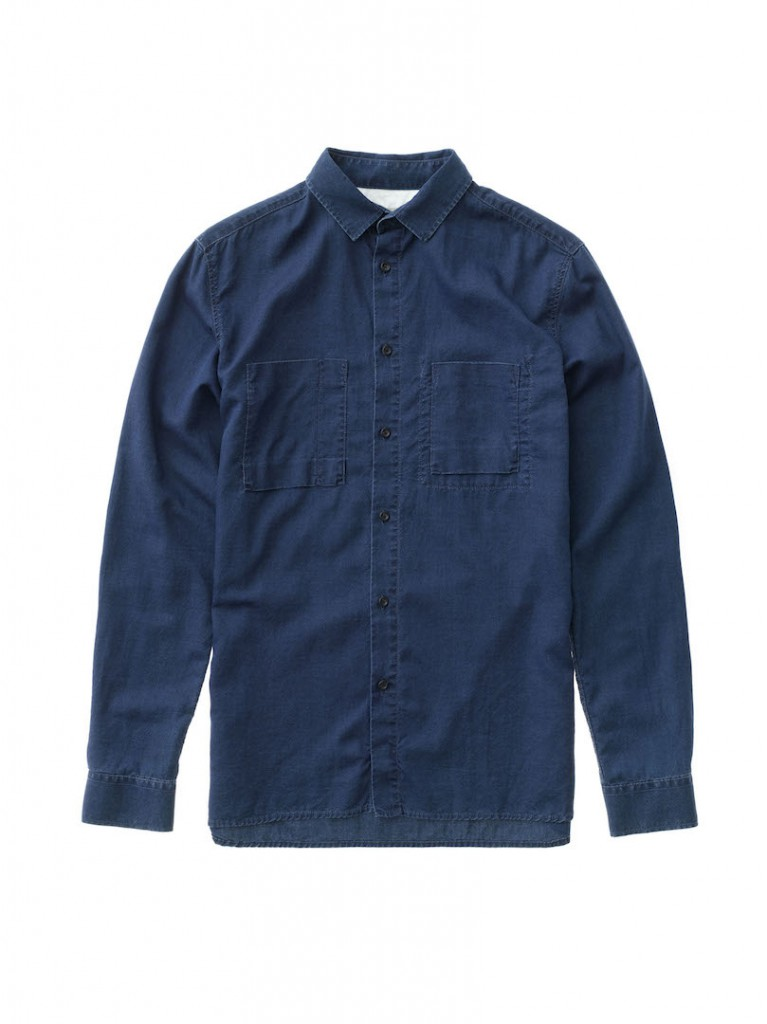 Warren Dark Blue Indigo 140416B21