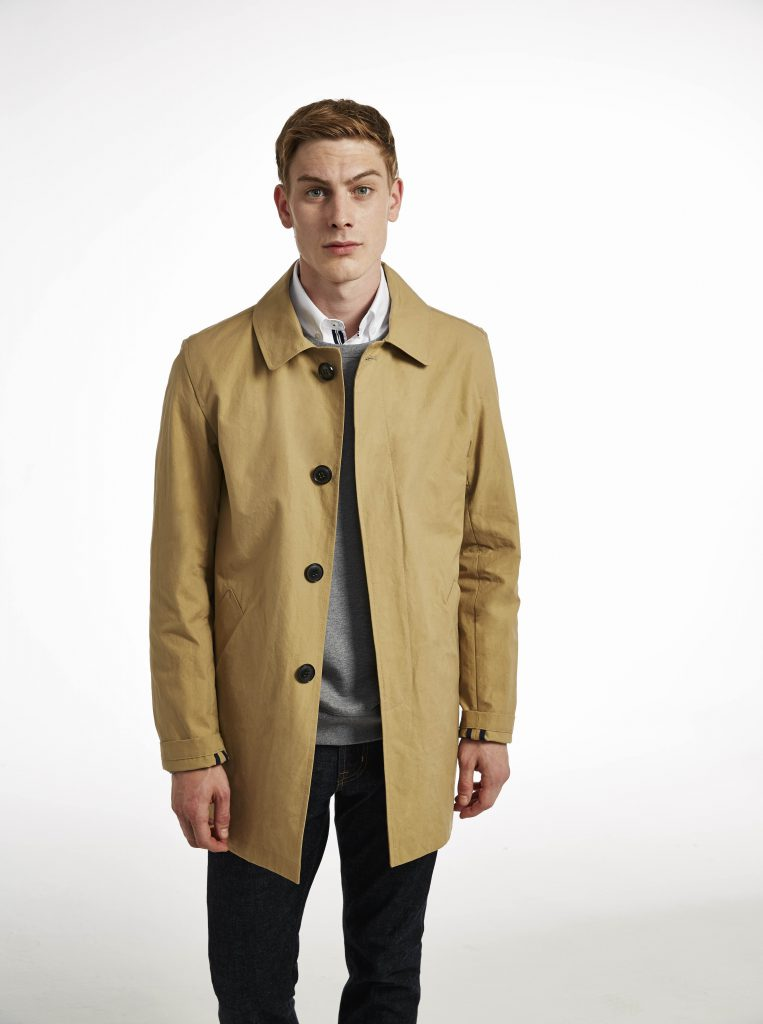 Gloverall SS16 The All-British Car Coat | Proper Magazine