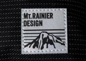 reflect nylon & logo label