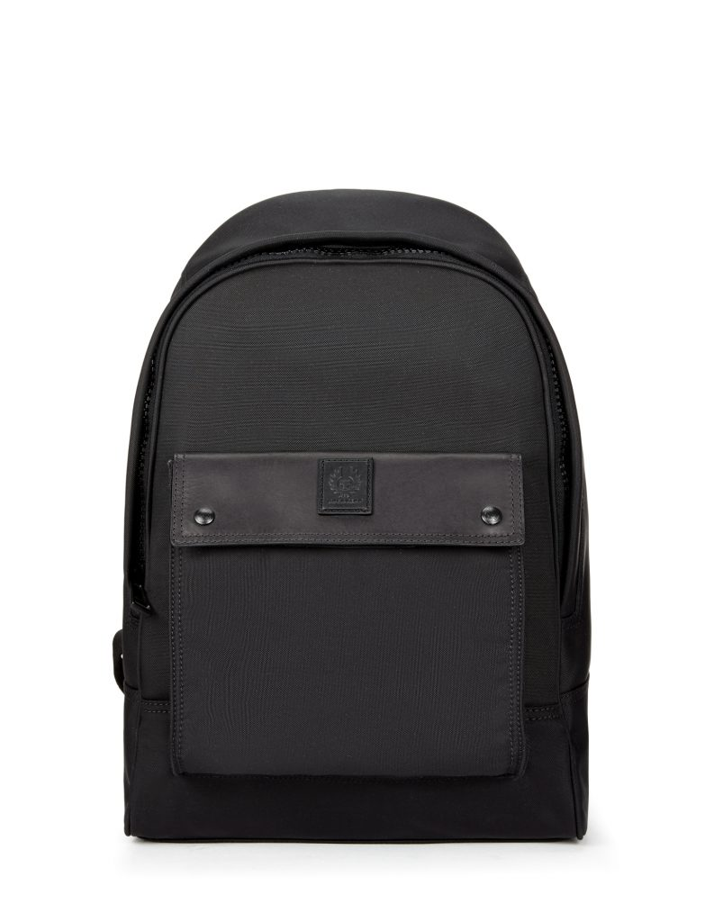 Belstaff Roadmaster backpack technical nylon black