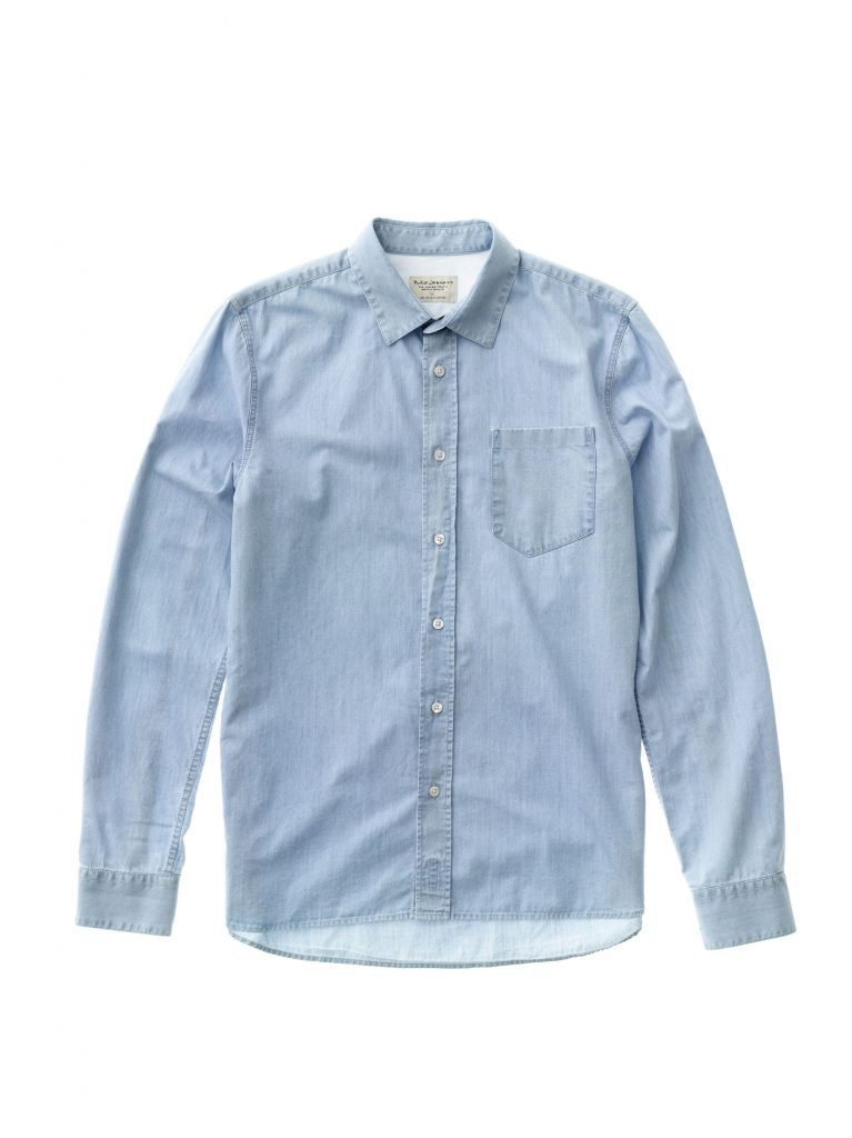 Henry Light Blue Indigo 140409B21